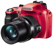 Fujifilm Фотоаппарат FinePix SL300 red